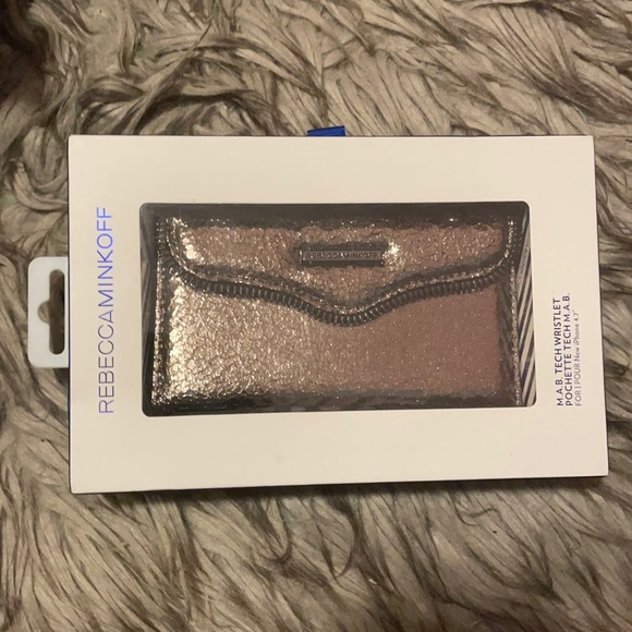 Rebecca Minkoff Wallet iPhone case for iPhone 6/7